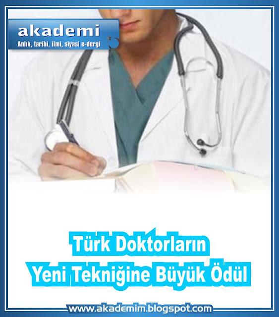 Türk Doktorların Yeni Tekniğine Büyük Ödül, sağlık, göğüs kanseri