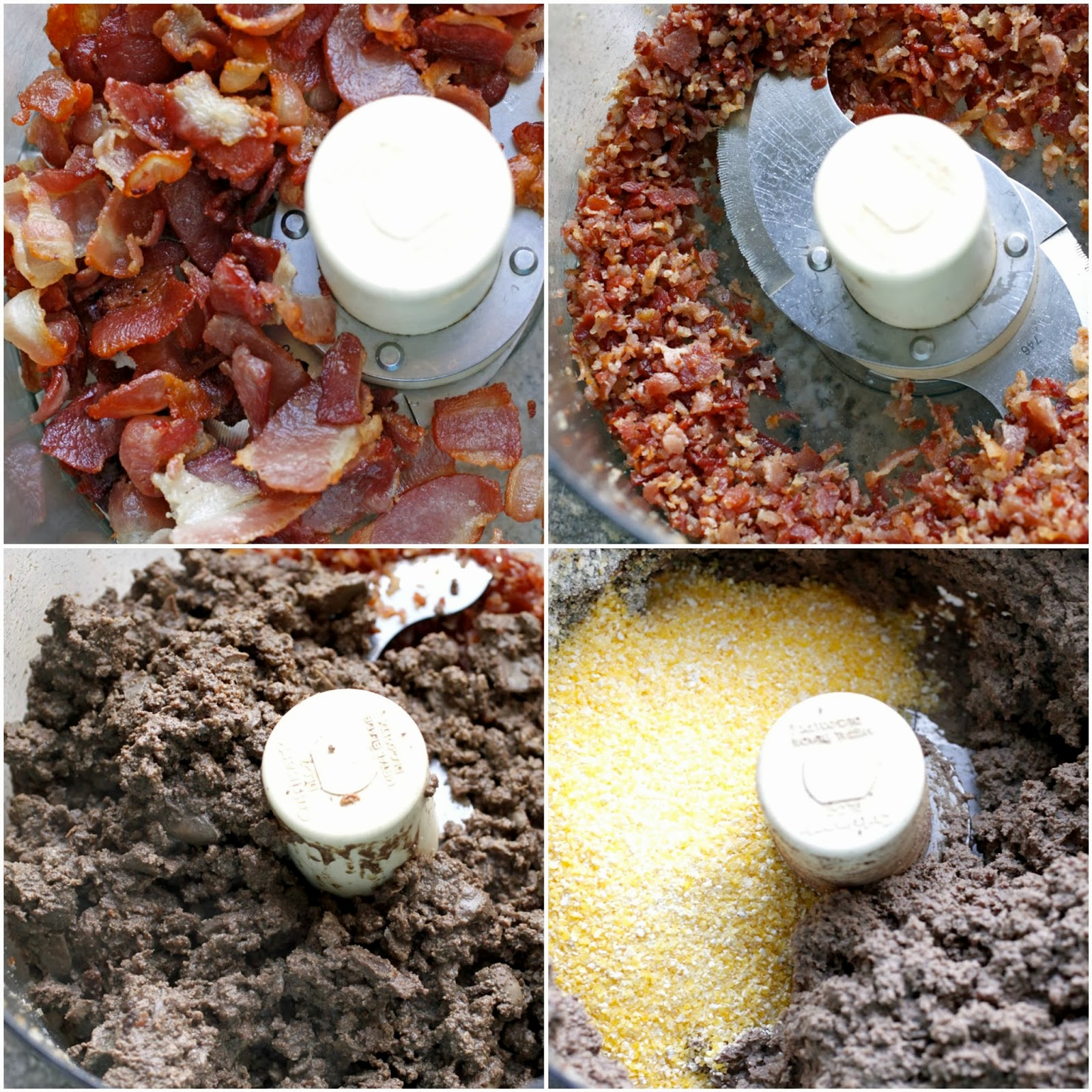 Theres a newf in my soup bouchon bakery bacon and liver dog bacon chicken livers and cornmeal pulsed together in the food processor forumfinder Image collections