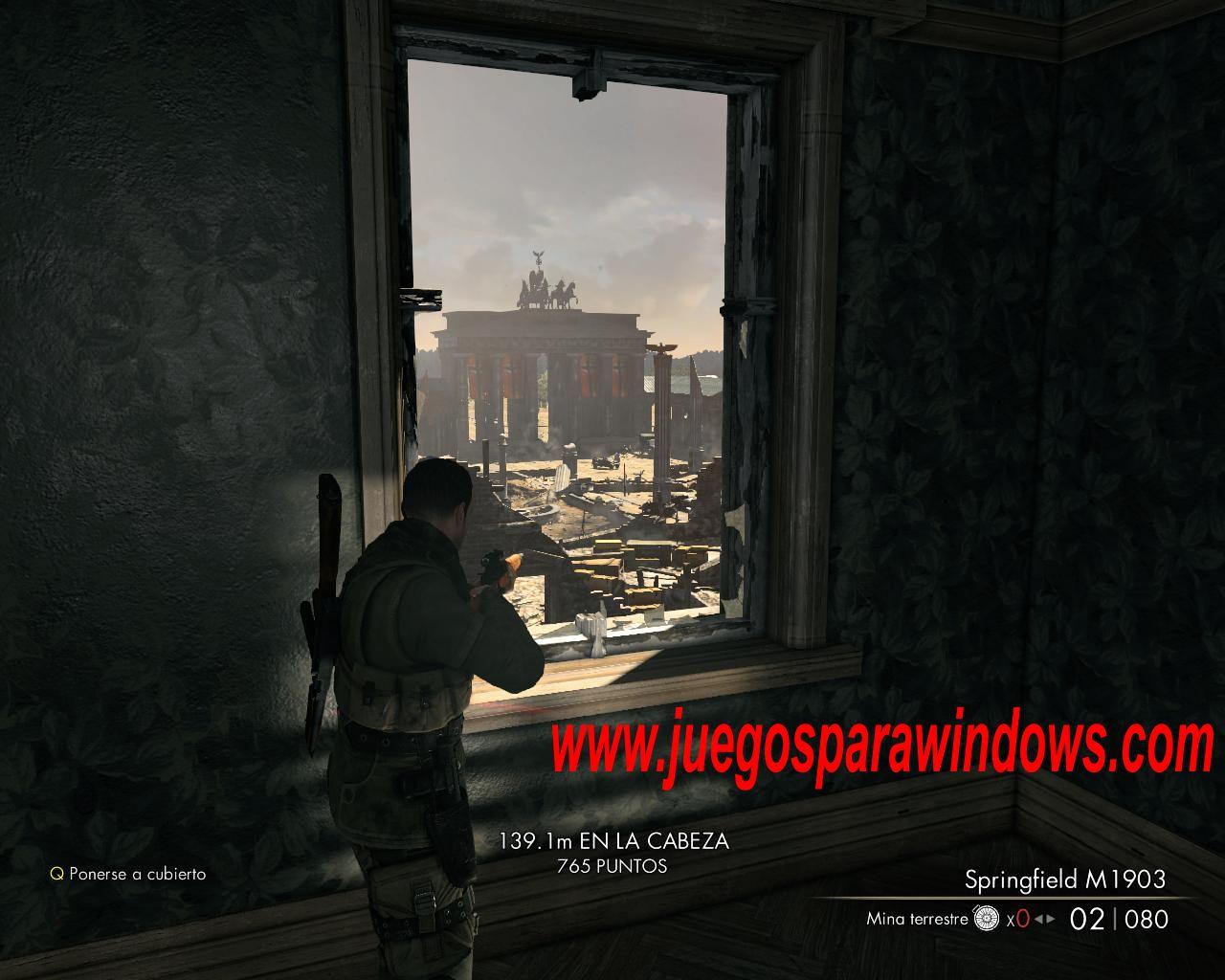 descargar sniper elite v2 mediafire skidrow imagenes