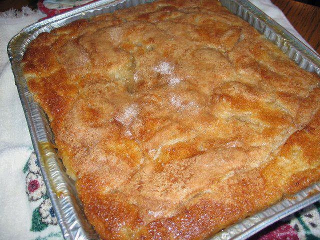 Old Fashioned Peach Cobbler | Best Food In World