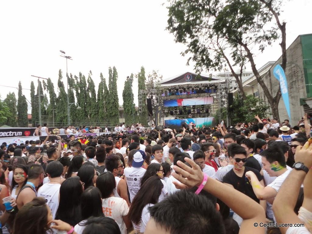 Sinulog Invasion - Baseline, Cebu City, Philippines