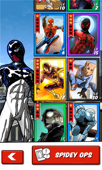 Game Spider-Man Unlimited Hadir di Windows Phone