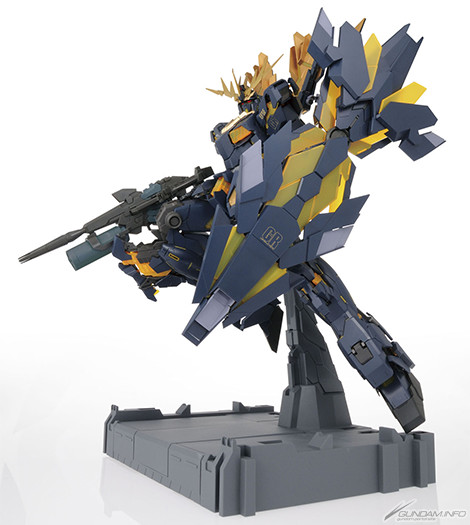 Perfect Grade Banshee Norn Action Stand