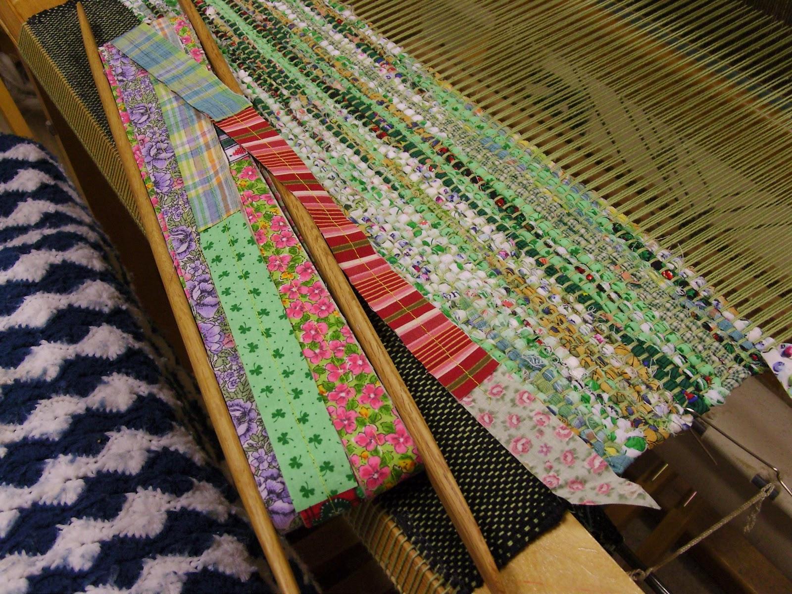 Daisy Hill Weaving Studio February 2011