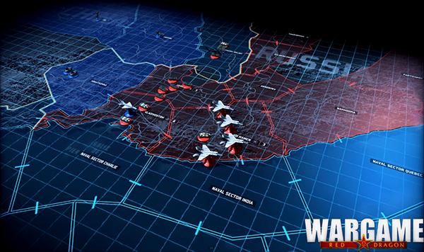 Wargame Red Dragon - Full ISO OhgameGratis ScreenShot5