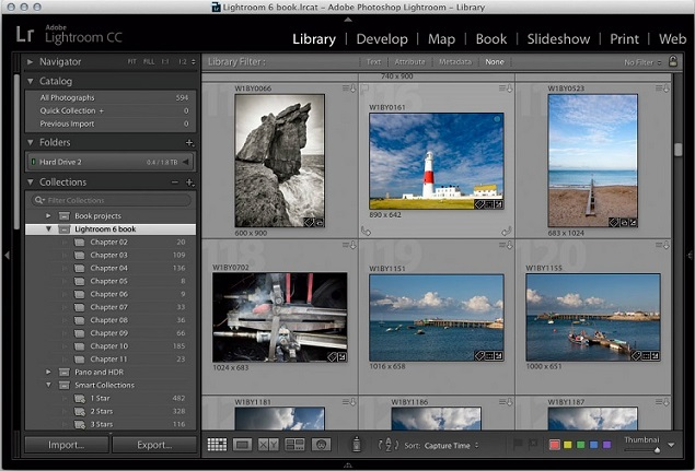 Adobe photoshop Lightroom CC 6.3 Full Version