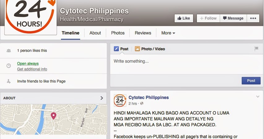 cytotec price in philippines