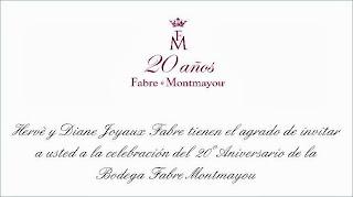 Fabre Montmayou cumplió 20 Años