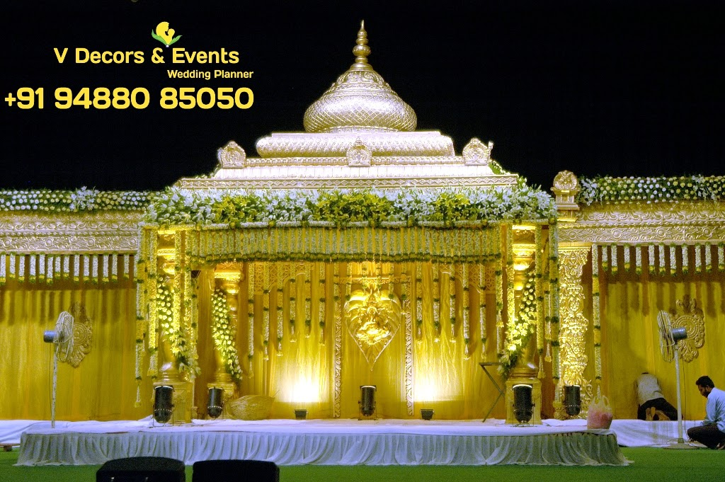 Stage decoration in pondicherry wedding decorations in pondicherry vdecorsandevent stylish models innovative models decorator we will create own style decorations we have 1000 and above models junglespirit Images