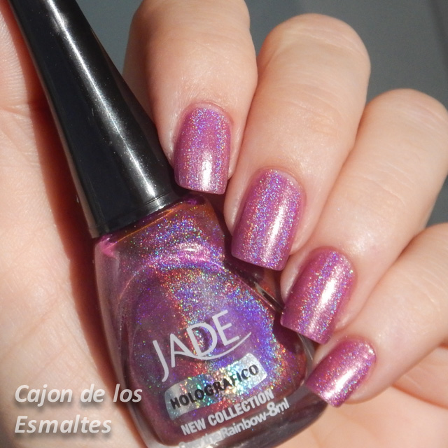 Jade - Over the rainbow - Dos manos al Sol