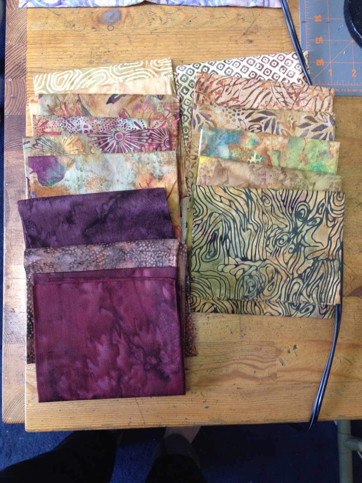 Dayspring Quilter 2016 Time To Take Stock Second Instalment