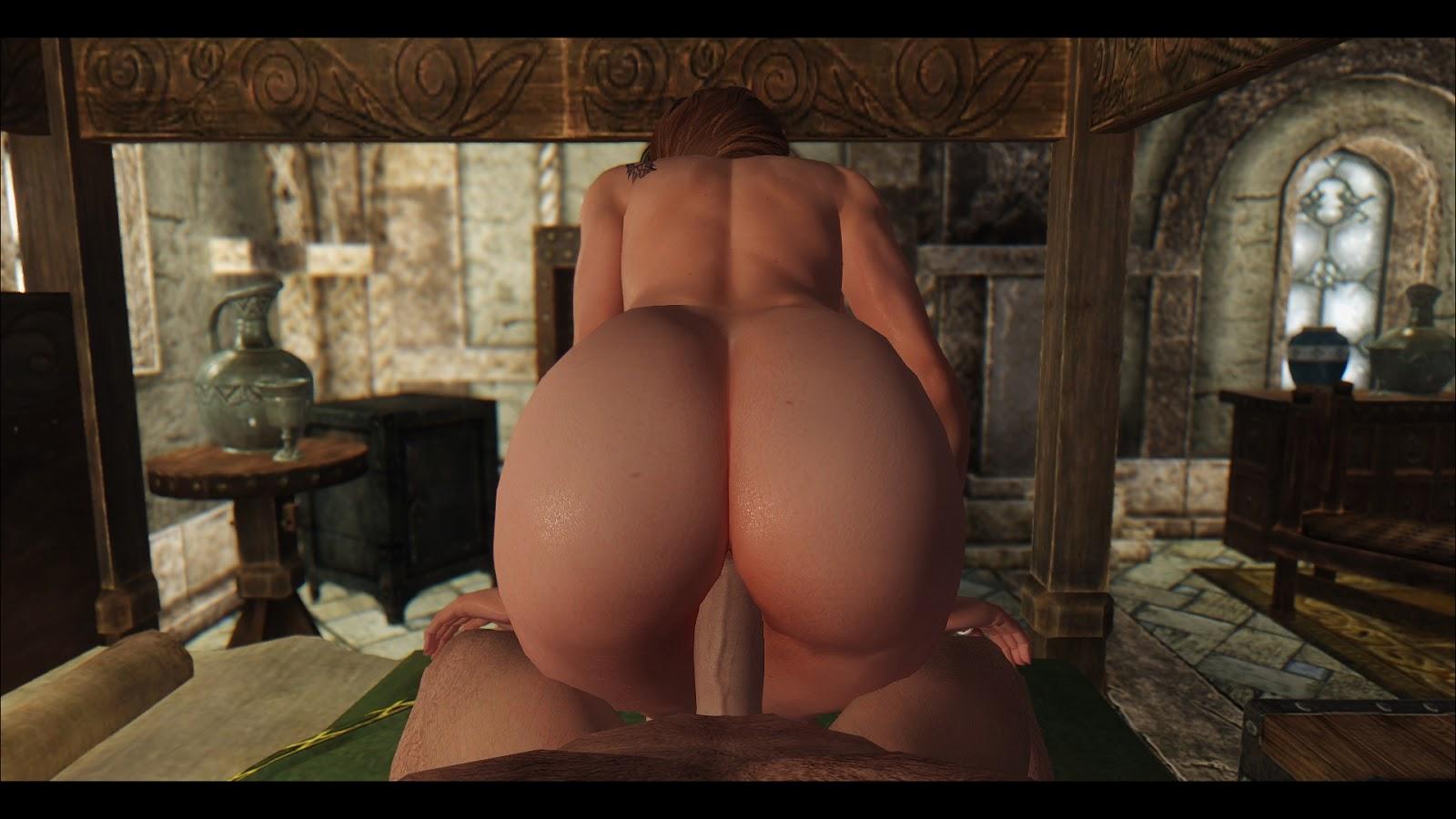 Скачать Подборку Порно Моды На Skyrim