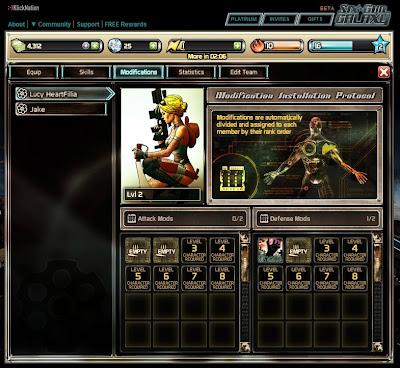 Six Gun Galaxy - Equipping Mods