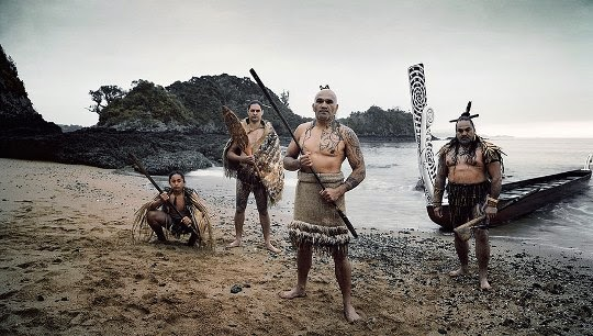 Maori people, Nueva Zelanda