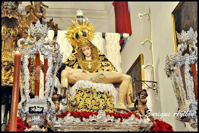 Los Servitas Semana Santa Sevilla 2013