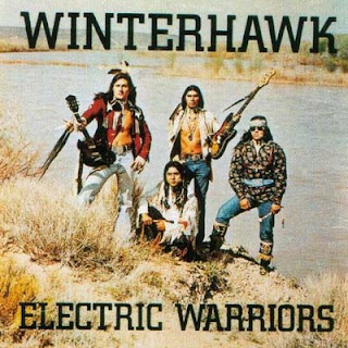 Winterhawk - Electric Warriors (1979)