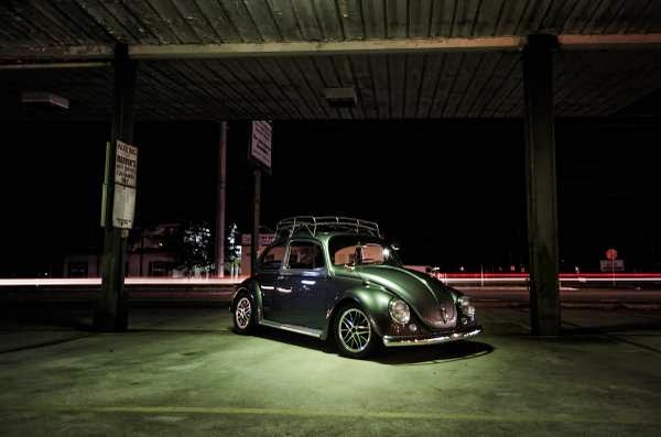 Custom Vw Beetle Ragtop