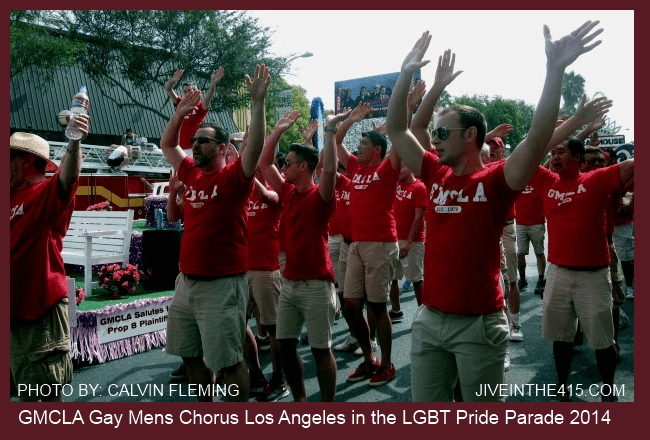 The GMCLA Gay Mens Chorus Los Angeles
