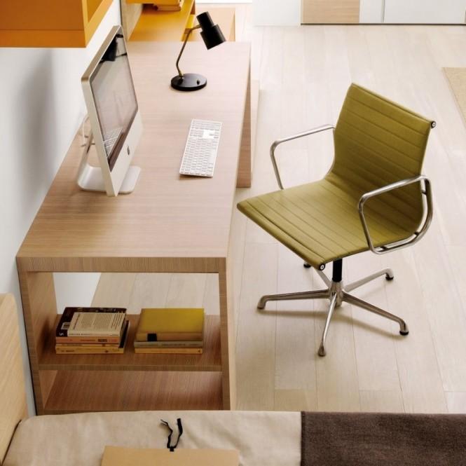 Decoraci n de interiores escritorios modernos para - Scrittoio moderno design ...
