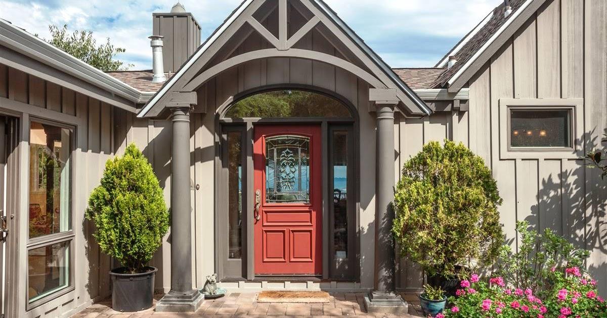 Fotos de fachadas de casas bonitas vote por sus fachadas for Fachada casa campo