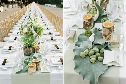 Mint Green Wedding Decoration Ideas
