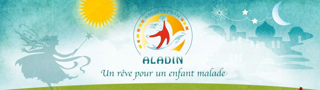 Courir pour Aladin