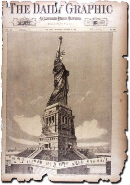 Σύμβολο της ελευθερίας, το άγαλμα του