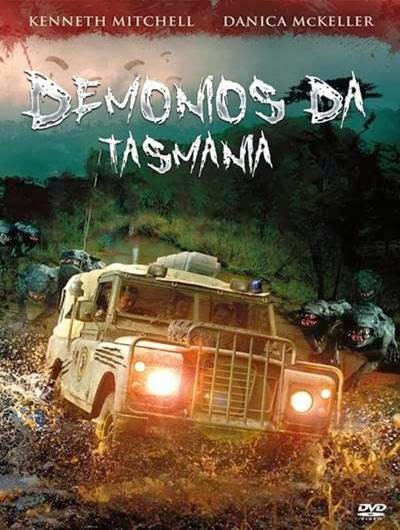 Demonios da Tasmania AVI BDRip Dual Audio