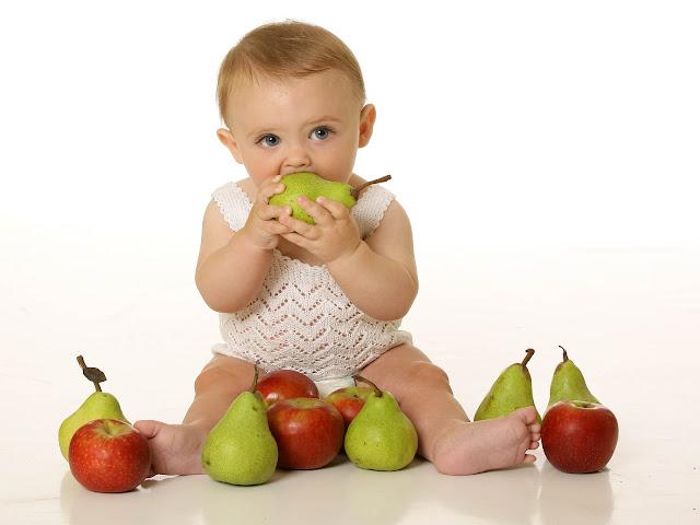 Makanan pendamping ASI untuk bayi 6 bulan