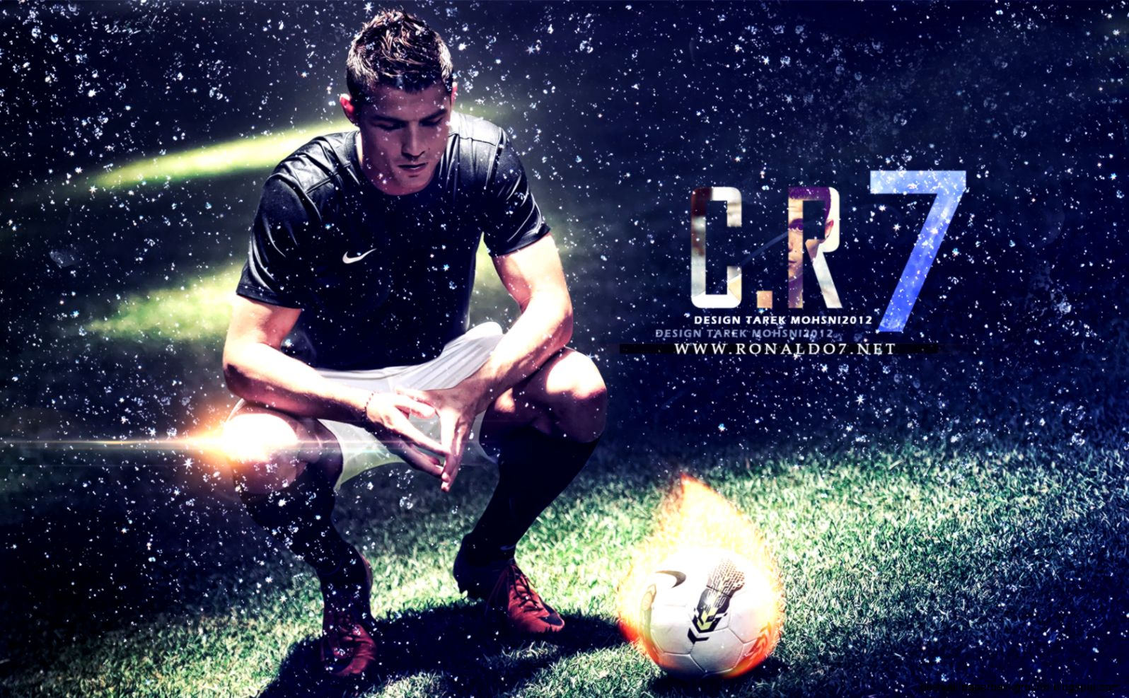 cool cristiano ronaldo wallpapers