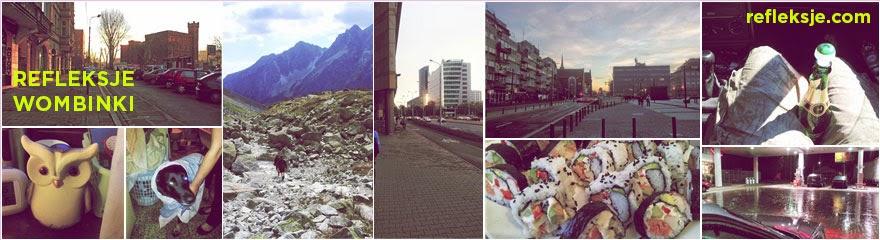 Refleksje.com - Wombinka w refleksjach. Blog o życiu we Wroclove.