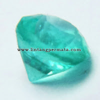 Batu Permata Natural Blue Apatite