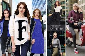 Новая коллекция одежды Street couture