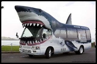 gambar mobil bus