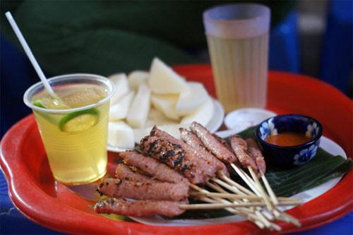 Ăn Chơi Những địa điểm ăn vặt ngon nổi tiếng đất Hà Thành Phần 1 2