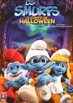 movie 26 08 2013 17 56 18 Download   Os Smurfs: O Conto de Halloween DVDRip + RMVB Dublado
