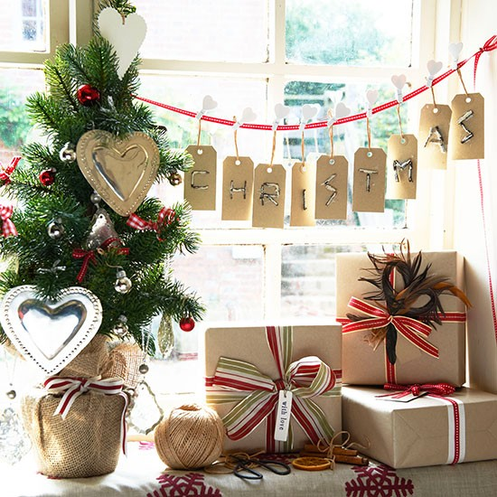 Christmas Decorations For Home Windows: Christmas Decoration Ideas
