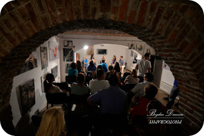 Salonul Medieval din Casa de Cultura Traian Demetrescu