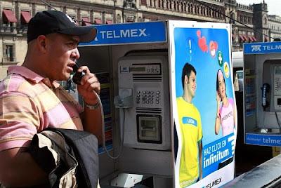 Telefon-Monopol durch Telmex