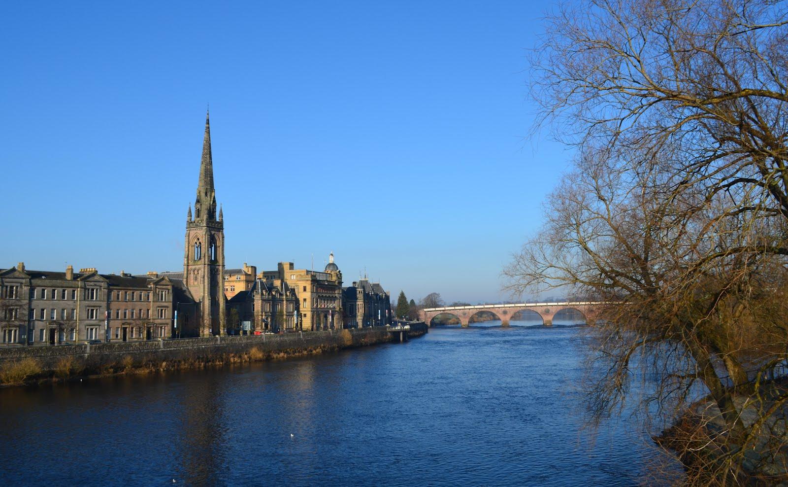 Edinburgh River Tour