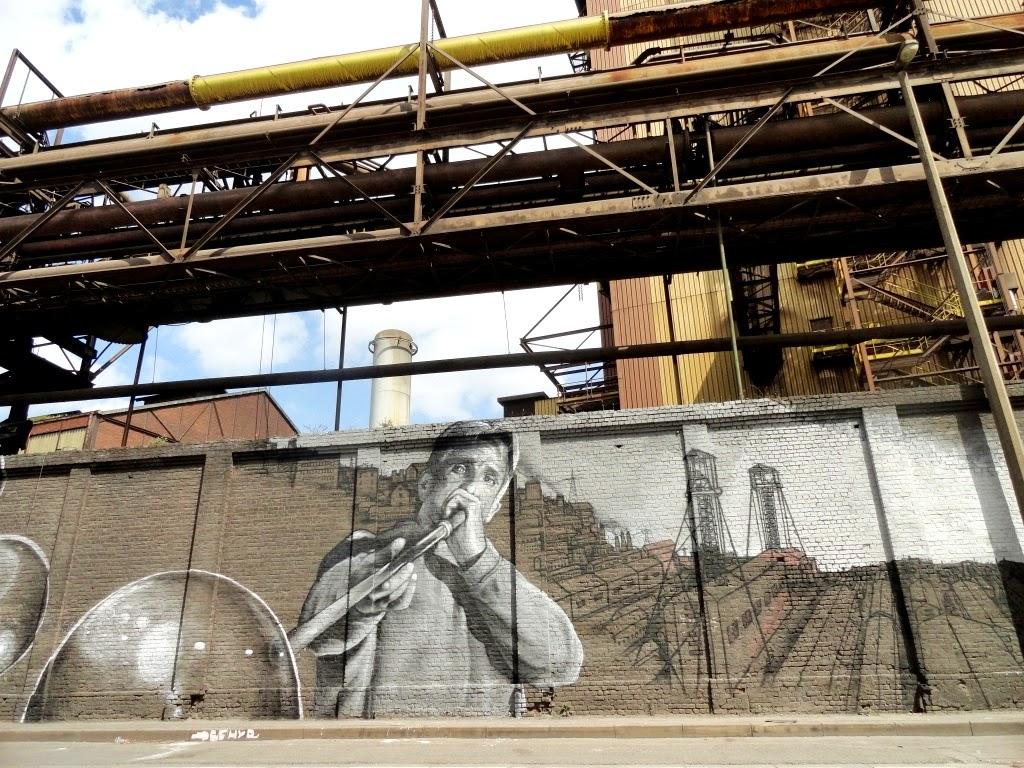 Graffiti Charleroi