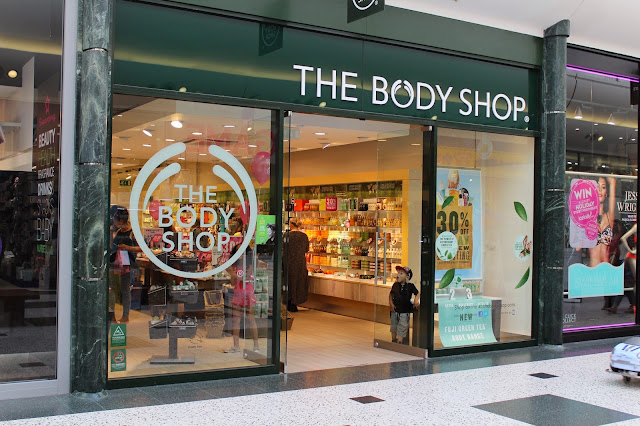 The Body Shop, White Rose, Leeds