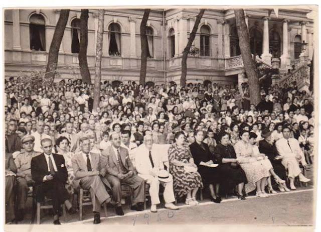 το παπάφειο ορφανοτροφείο το 1932