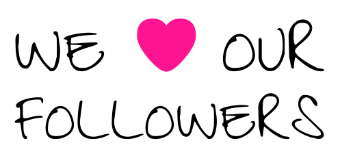WeLoveOurFollowers