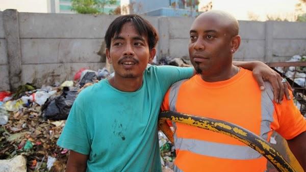 Kisah Tukang Sampah Indonesia di Televisi Inggris