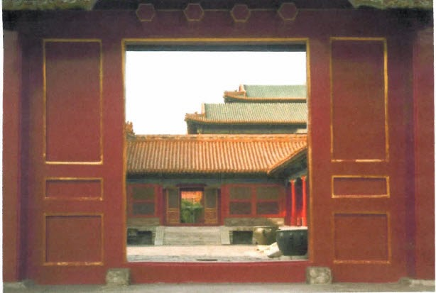 However the cultural meanings of doorsill also plays an important part. Firstly it\u0027s a symbol of boundary making a distinction between your own home and ... & China Talk: The Culture of Chinese Doorsill