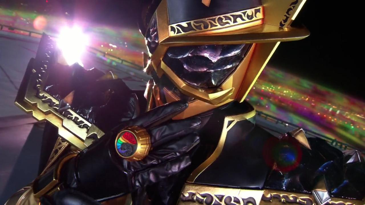 Kamen Rider Sorcerer