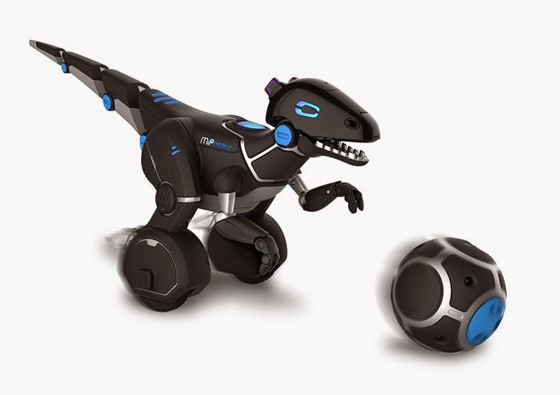 WowWee, MiPosaur, AI Dino