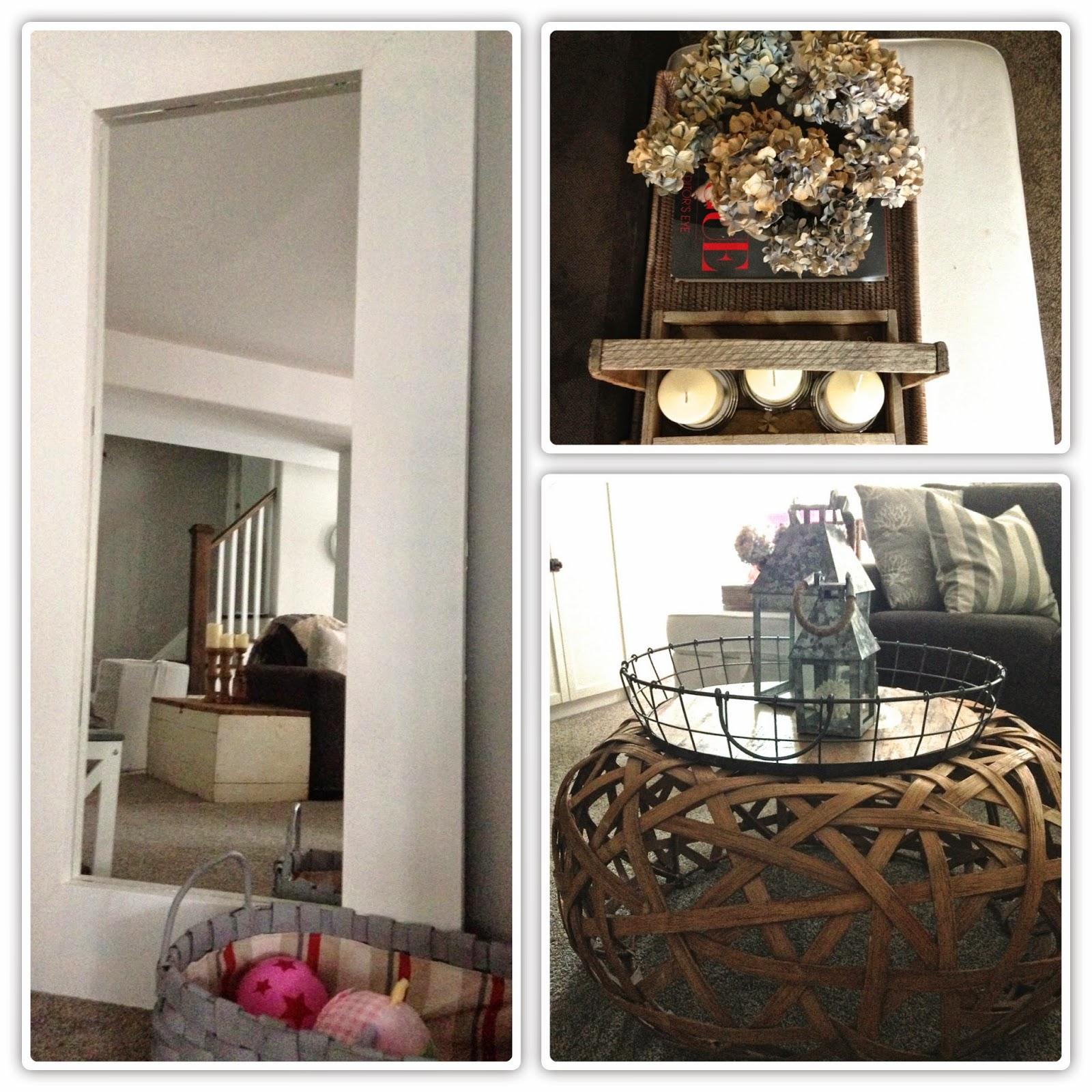 Ikea Mongstad Mirror 2perfection Decor Basement Family Room Reveal