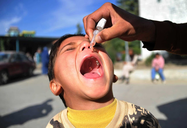 Vaccination Drops!